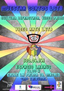 Cartel videopride 2016