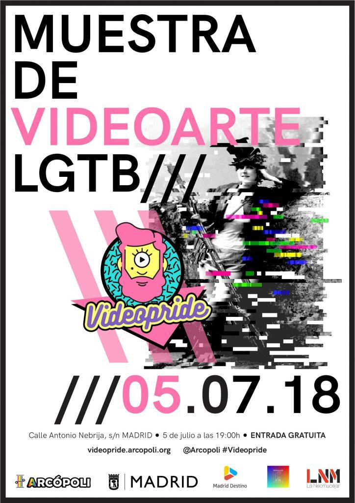 Cartel Videopride 2018